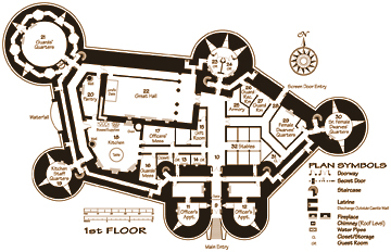 Kevin davies creative services entertainment images for Castle floor plan generator